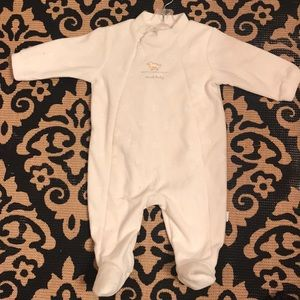 Other - Baby cream color light weight bunting item (6mths)